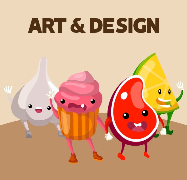 Infuse Art With Design