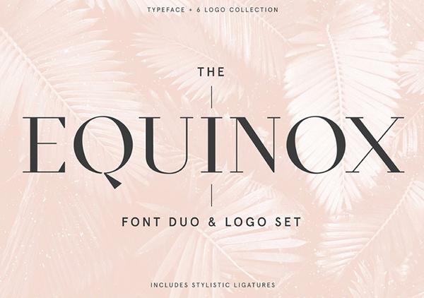 Equinox Free Font