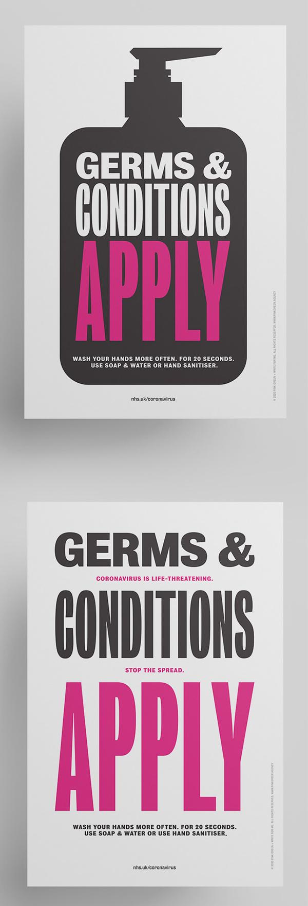 Free Awareness Poster Design Template