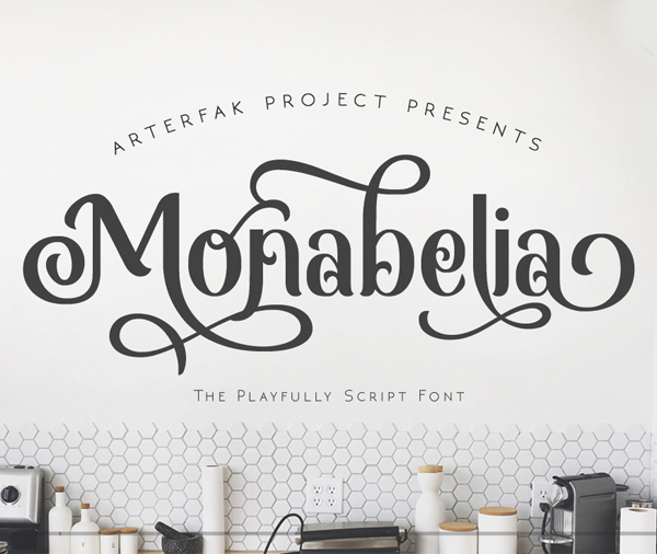 100 Greatest Free Fonts For 2021 - 21