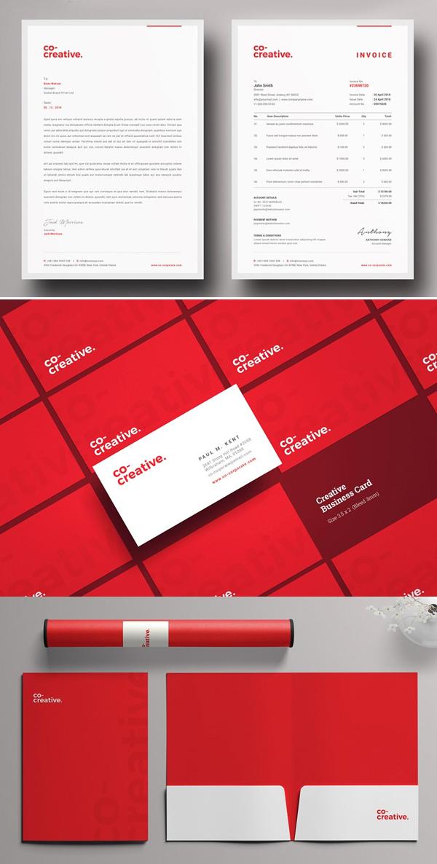 Corporate Identity - Creative