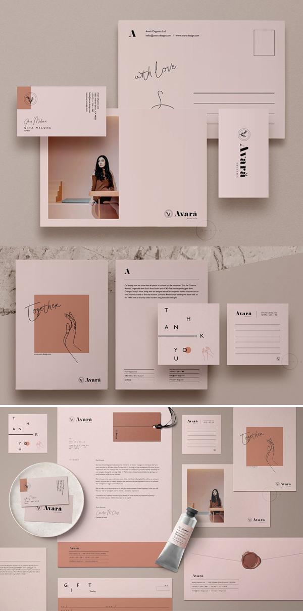 Brand Stationery Pack