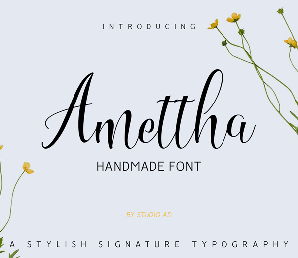 100 Greatest Free Fonts For 2021 - 5