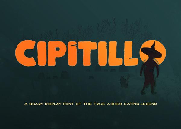 Cipitillo Free Font