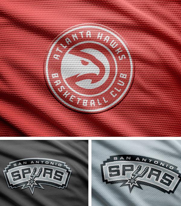 Freebie: Basketball Logo Mockups