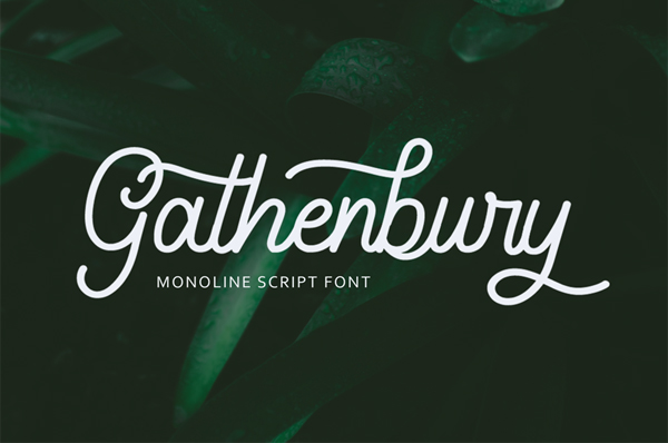 100 Greatest Free Fonts For 2021 - 9