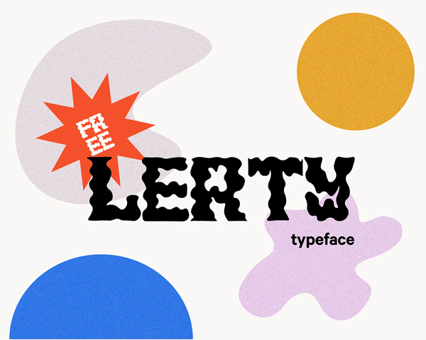 Lerty Free Font