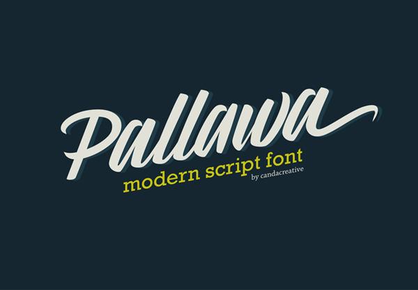 Pallawa Free Font