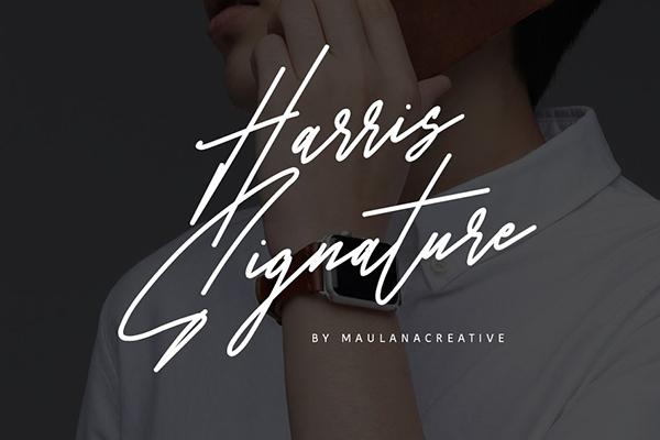 Harris Signature