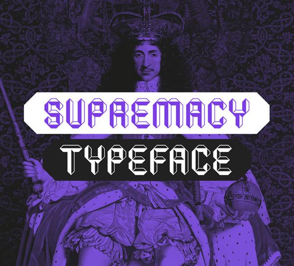 Supremacy Free Font