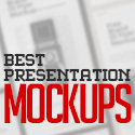 Post Thumbnail of 30 Best Presentation Mockups Design