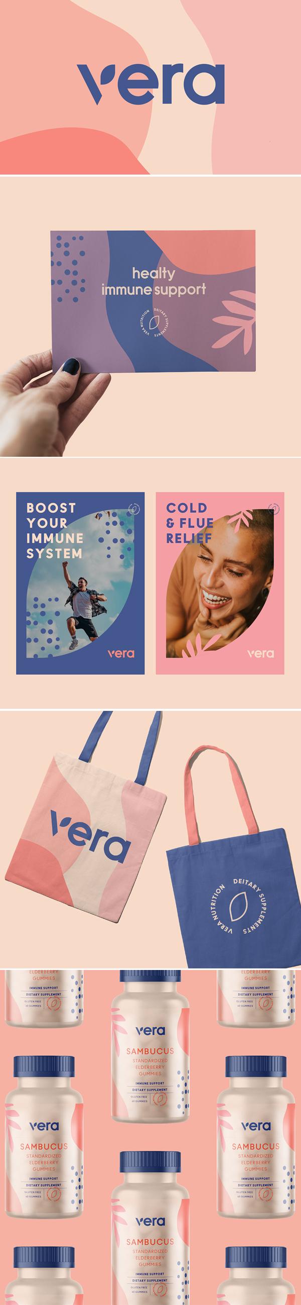 Vera Sambucus Branding by Marka Network