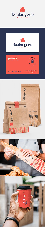 Boulangerie Branding Identity by Ilya Gorchaniuk