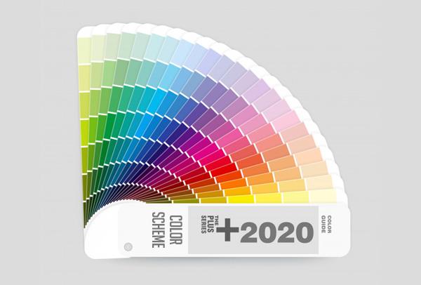 Color Scheme for Logo Desgin