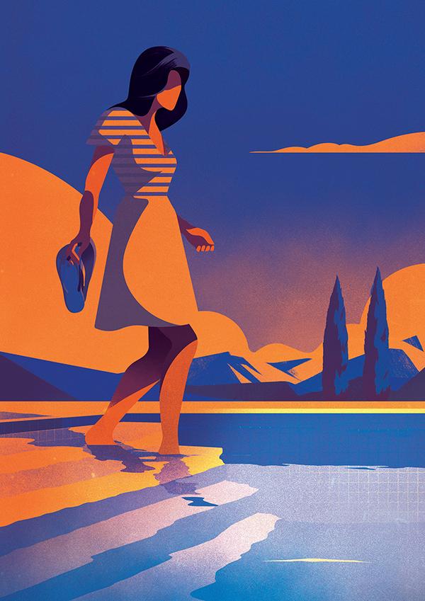 Amazing Illustration Art for Inspiration by Charlie Davis - 12