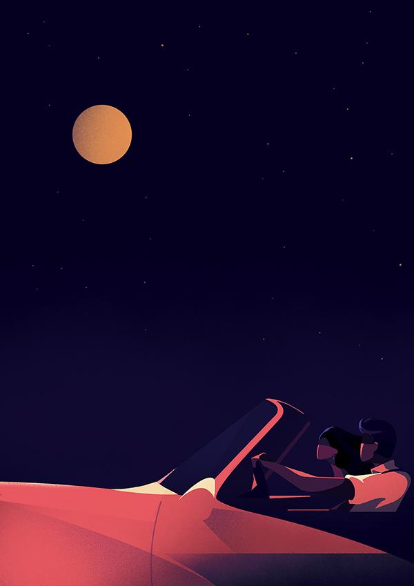 Amazing Illustration Art for Inspiration by Charlie Davis - 15