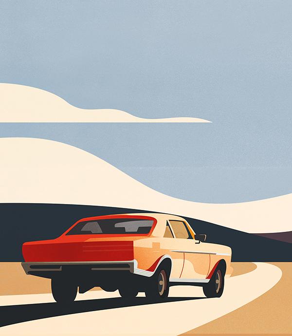 Amazing Illustration Art for Inspiration by Charlie Davis - 16