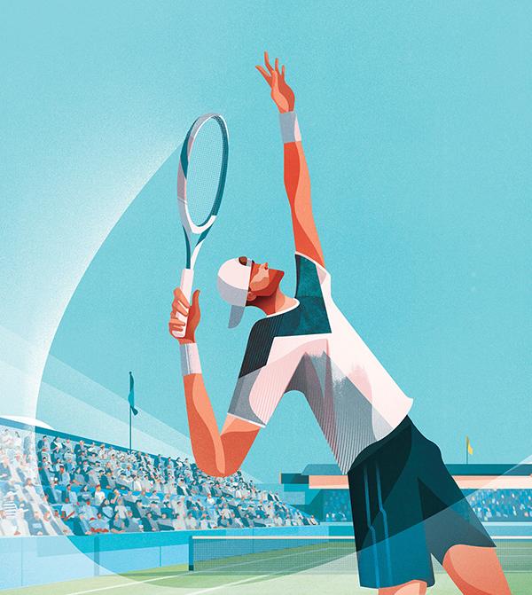 Amazing Illustration Art for Inspiration by Charlie Davis - 17