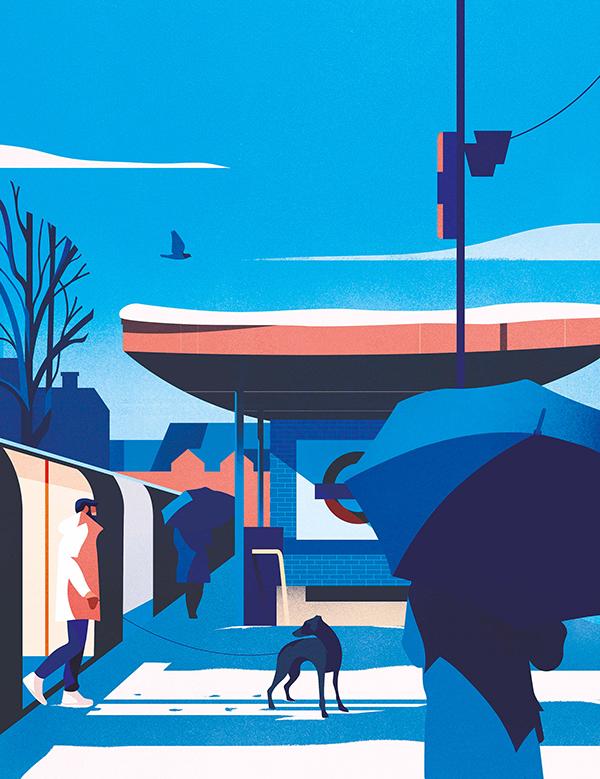 Amazing Illustration Art for Inspiration by Charlie Davis - 2
