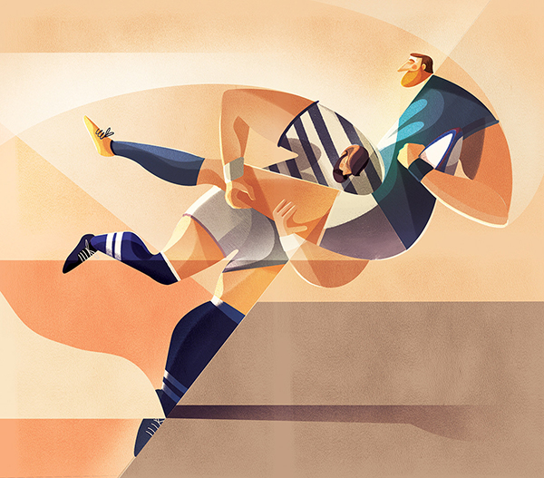 Amazing Illustration Art for Inspiration by Charlie Davis - 21
