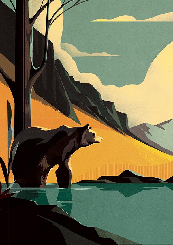 Amazing Illustration Art for Inspiration by Charlie Davis - 6