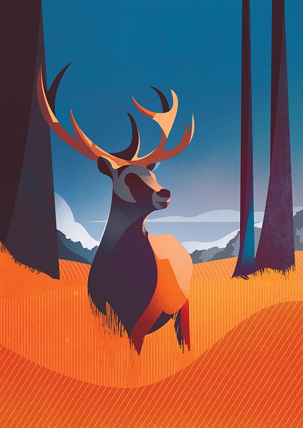 Amazing Illustration Art for Inspiration by Charlie Davis - 7