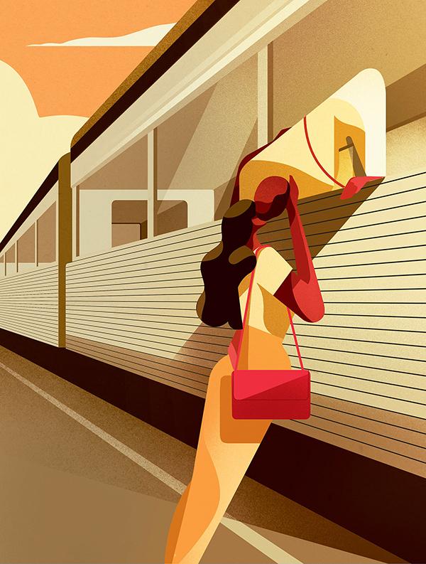 Amazing Illustration Art for Inspiration by Charlie Davis - 8