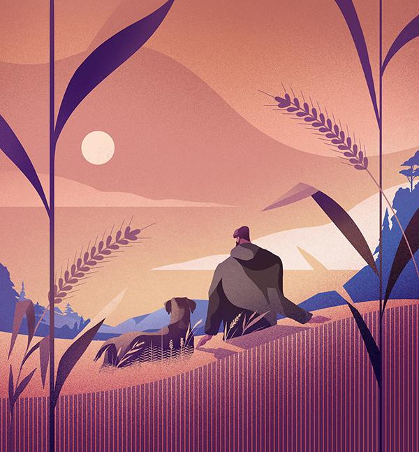 Amazing Illustration Art for Inspiration by Charlie Davis - 9