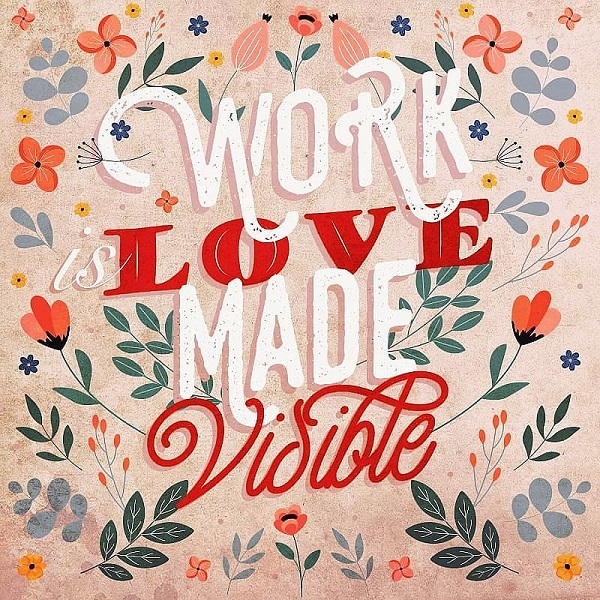 Remarkable Lettering and Typography Designs - 1