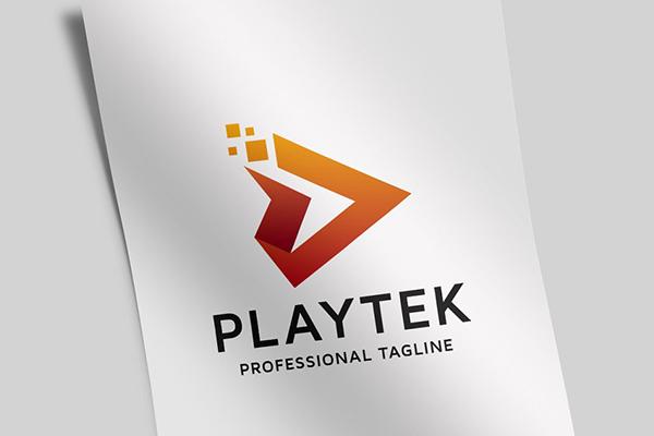 Playtek Logo