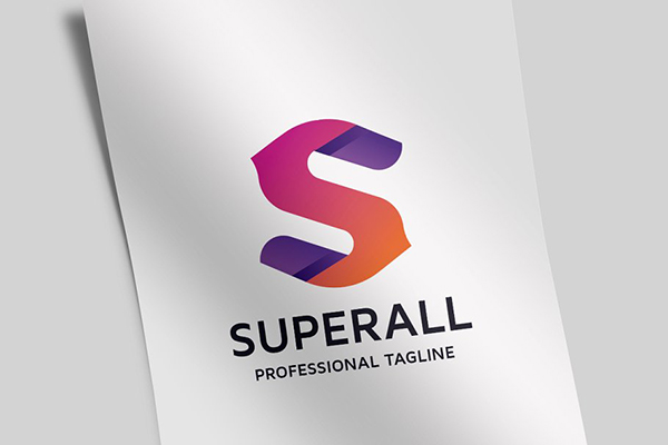 Superall Letter S Logo