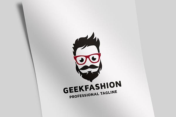 Geek Fashion Logo