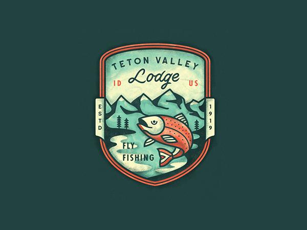 Creative Badge & Emblem Designs - 6