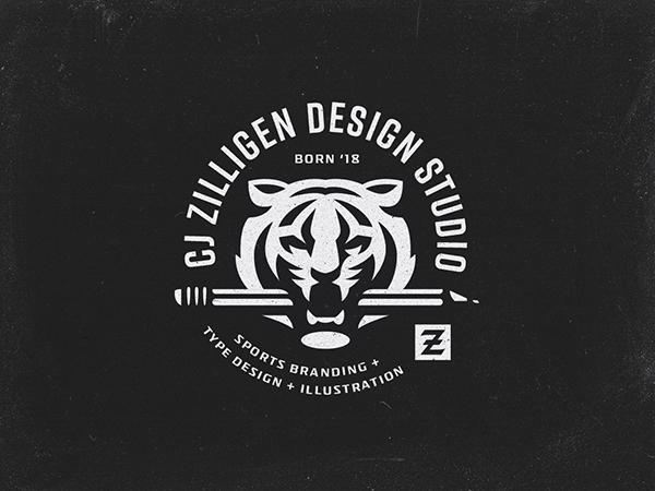 Creative Badge & Emblem Designs - 35