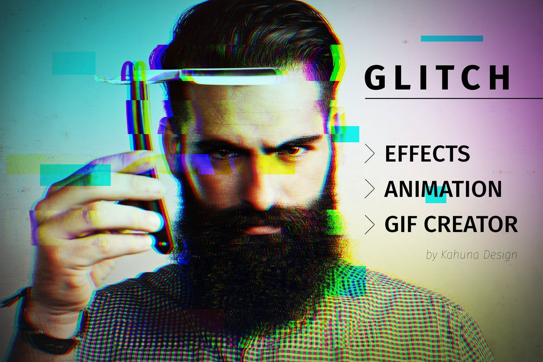 Glitch GIF