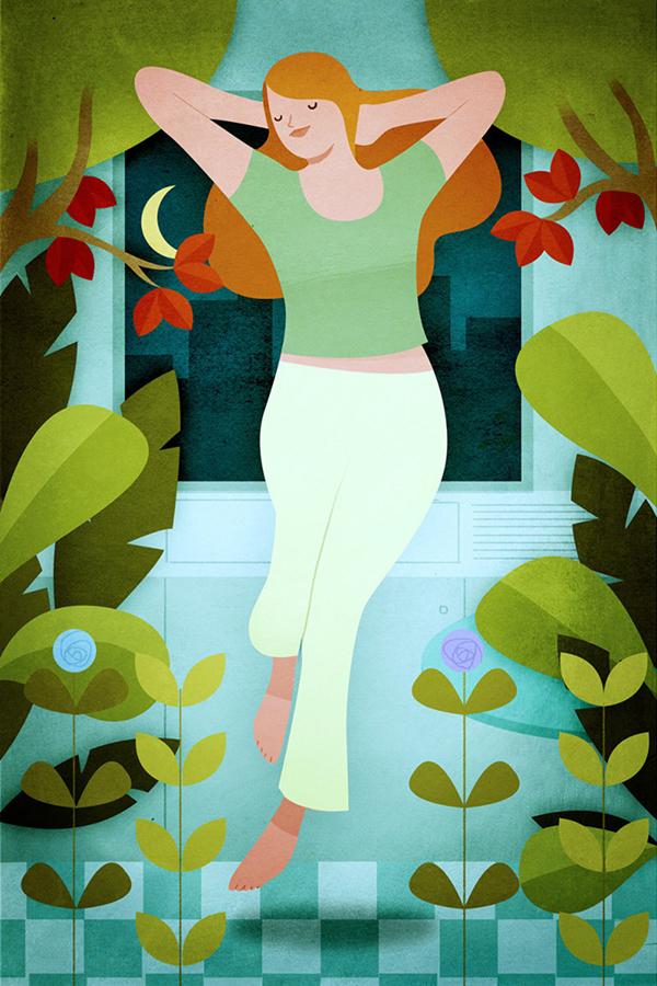 Stunning Digital Illustrations by Andrew Lyons