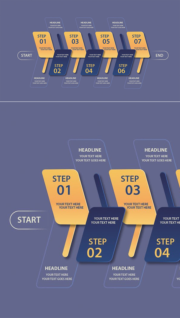 Learn How to Create infographic in Illustrator Tutorial