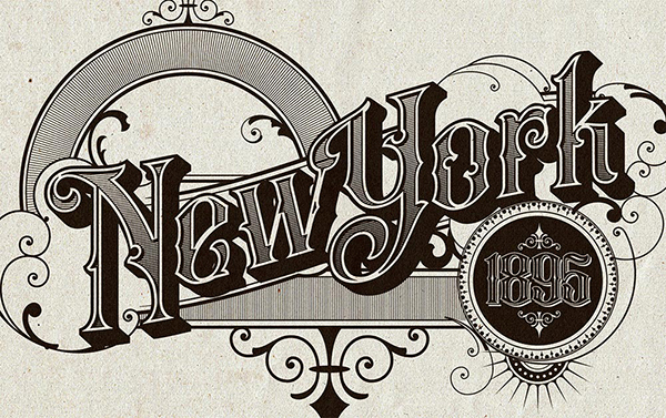 How to Create a Vintage Text Effect in Adobe Illustrator
