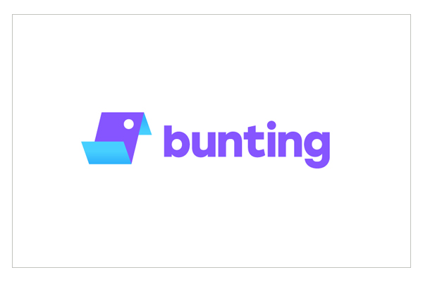 Bunting Logo Concept by Jordan Jenkins