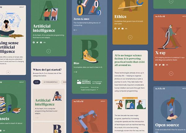 Web Design: 37 Creative UI/UX Websites for Inspiration - 1