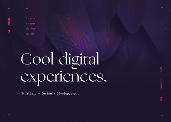 Web Design: 37 Creative UI/UX Websites for Inspiration - 21