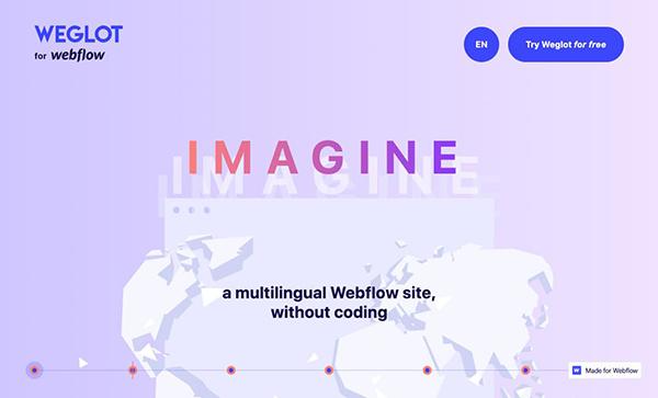 Web Design: 37 Creative UI/UX Websites for Inspiration - 37