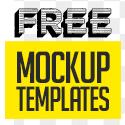 Post Thumbnail of Free PSD Mockups: 25 New MockUp Templates