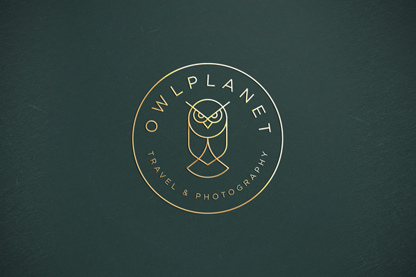 Owl planet by Ahmed creatives