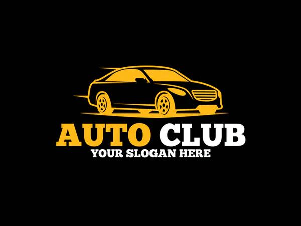 Auto Club Logo Design