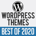 Post thumbnail of Creative WordPress Themes – Best Of 2020
