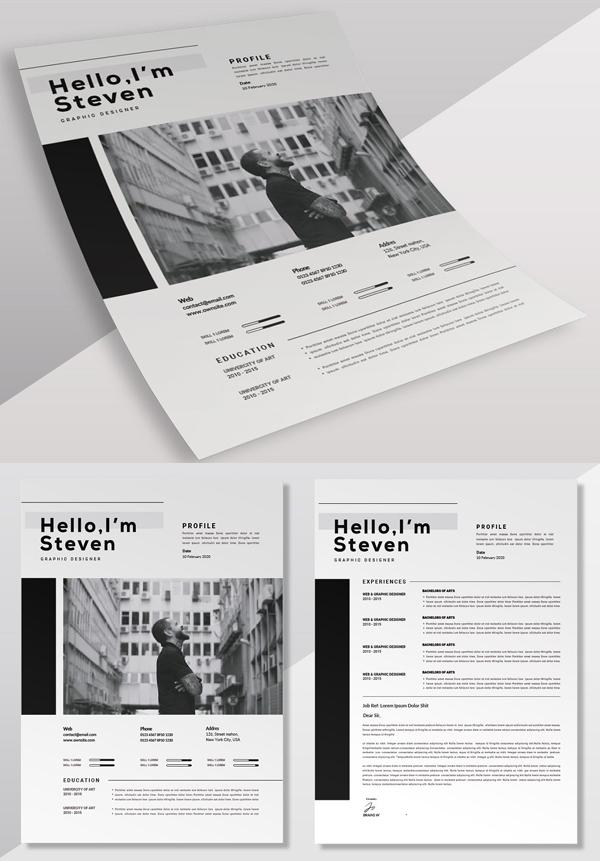 Minimalism   CV & Resume