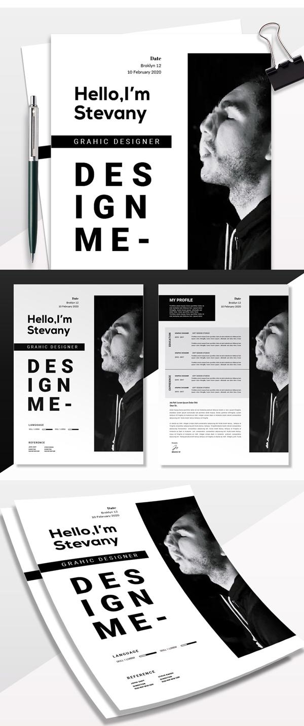 Design Me   CV & Resume