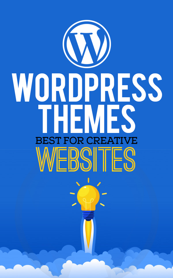 20 Best Creative WordPress Themes From 2020
