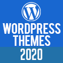 Post thumbnail of 20 Best Creative WordPress Themes From 2020
